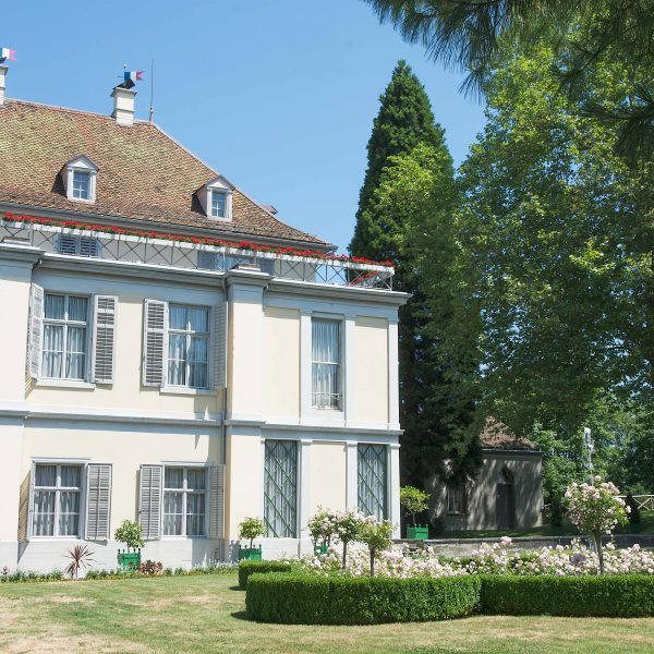 Schloss Arenenberg mit Napoleonmuseum
