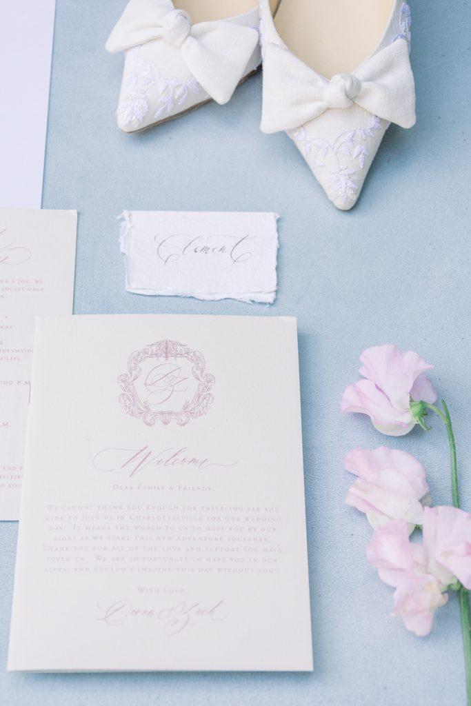 Styling Wedding Details